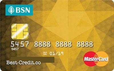 BSN Gold Credit Card (Master)