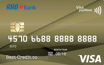 RHB Smart Value Card (Visa)